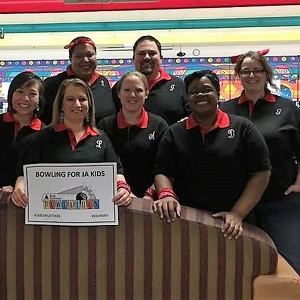 Fundraising Page: B-City Bowlers